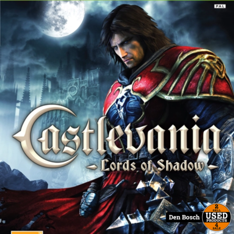 Castlevania Lords of Shadow - XBox360 Game