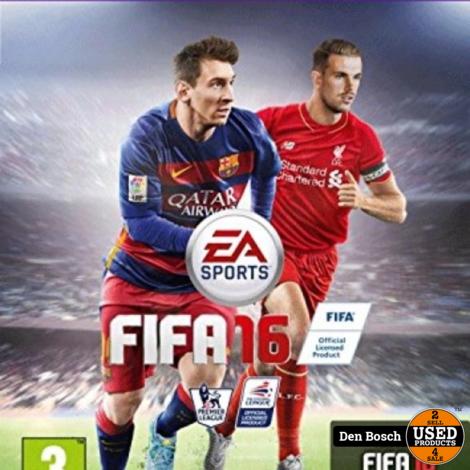 Fifa 16 - XBox360 Game