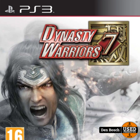 Dynasty Warriors 7 - PS3 Game