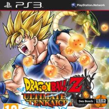 Dragonball Z Ultimate Tenkaichi - PS3 Game