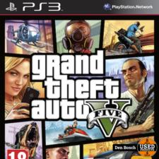 Grand Theft Auto V - PS3 Game
