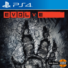 Evolve - PS4 Game