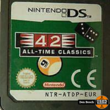 42 All Time Classics - DS Game