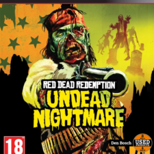 Red Dead Redemption (Undead Nightmare Pack) - PS3 Game