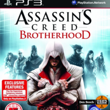 Assassin's Creed Brotherhood - PS3 Game