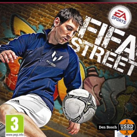FIFA Street - PS3 Game