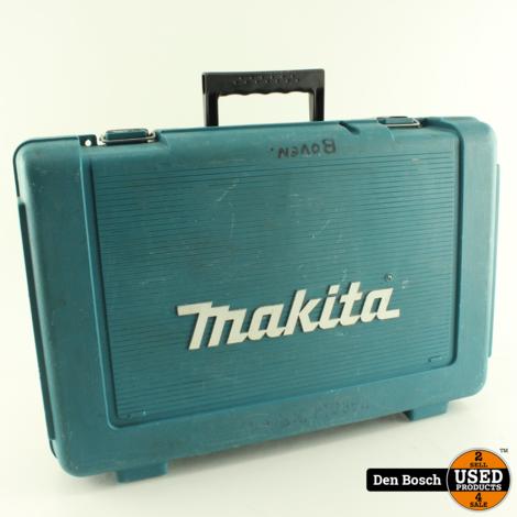 Makita DDF453 Boormachine + 2 Accu's, Lader en Koffer