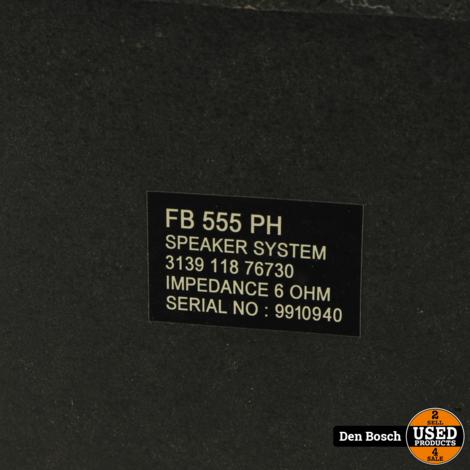 Philips FB 555 PH Luidsprekers