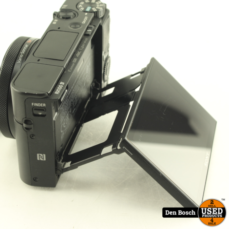 Sony RX100 IV Compacte Digitale Camera