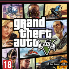 Grand Theft Auto 5 - PS3 Game