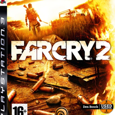 Far Cry 2 - PS3 Game