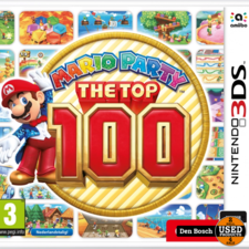 Mario Party: The Top 100 - 3DS Game