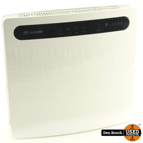 Huawei LTE CPE B593s-22 4G Router