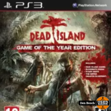 Dead Island Game of the Year Edtion - PS3 Game