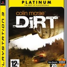 Colin Mcrae Dirt Platinum - PS3 Game