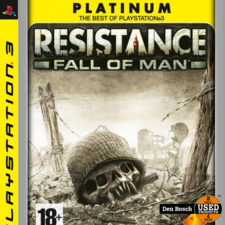 Resistance Fall of Man Platinum - PS3 Game
