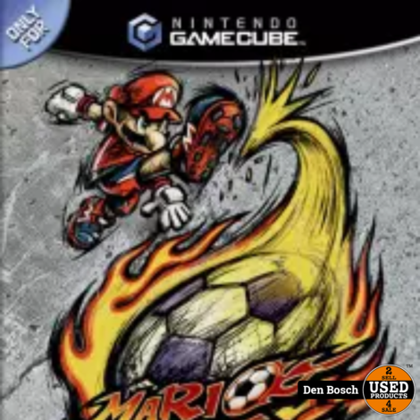 Super Smash Football - GC Game