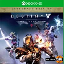 Destiny the Taken king Legendary Edition  - Xbox One Game
