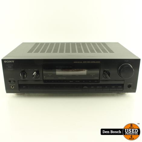Sony STR-GX390 Receiver