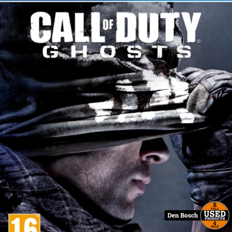 Call of Duty Ghosts - PS4 Game