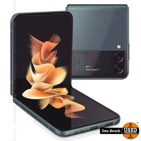 Samsung Galaxy Z Flip3 5G 128GB Green (Sealed + Aankoopbon 04-10-2021)