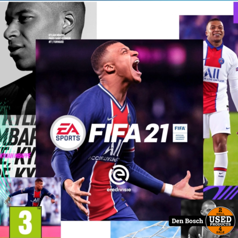 FIFA 21 - PS4 game