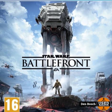Star Wars Battlefront - PS4 Game