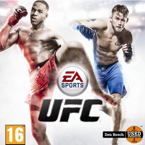 EA Sports UFC - PS4 Game