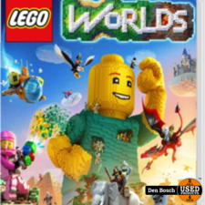 Lego Worlds - Switch Game
