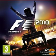 Formula 1 (F1 2010) - PS3 Game