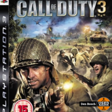 Call of Duty 3 - PS3 Game