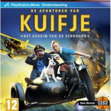 De Avonturen van Kuifje Het geheim van de eenhoorn - PS3 Game