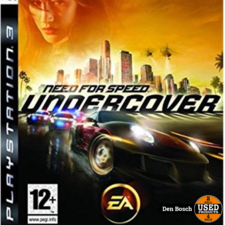 Need for Speed Undercover - PS3 Game