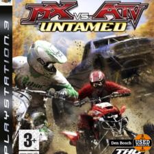 MX vs ATV Untamed - PS3 Game