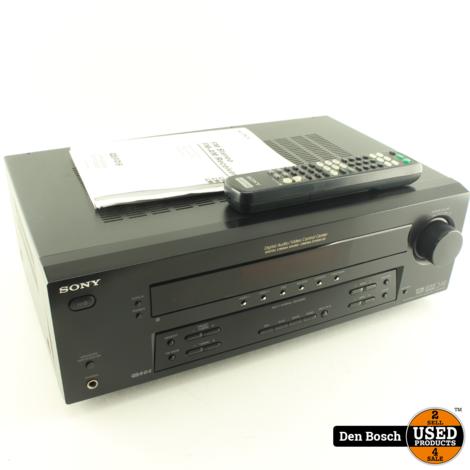 Sony STR-DE595 Receiver + Afstandsbediening