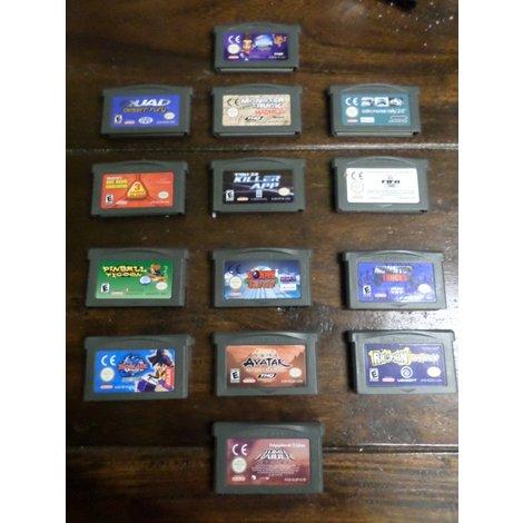 Gameboy Advance Games