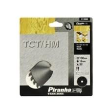 piranha cirkelzagblad 130mm/16mm