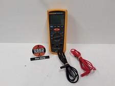Fluke 1507 Digitale Isolatieweerstand tester - AC/DC 50-1000V - 0,01MΩ tot 10GΩ