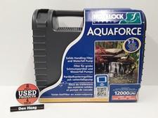 Hozelock - AquaForce Filterpomp - 12000 liter - 5 meter opvoerhoogte
