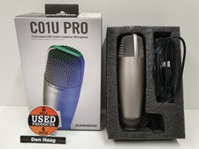 Samson C01U Pro USB studio condensator microfoon