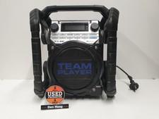Perfect Pro TEAMPLAYER jobsite radio FM-RDS/DAB+ met Bluetooth