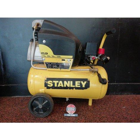 Stanley DL 250/10/24 Compressor