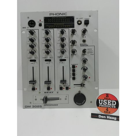 Phonic DM 3025