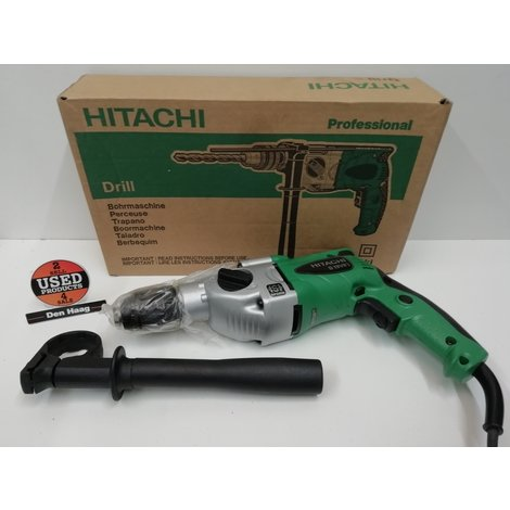 Boormachine D10VF Hitachi *Nieuw In Doos*