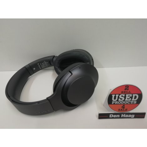 Sony h.ear WH-H900N - Draadloze over-ear koptelefoon - Zwart