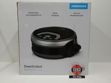MEDION Dweilrobot MD 18379 (zwart)