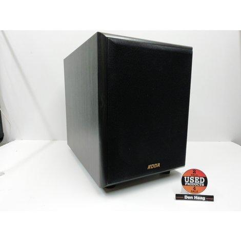 Koda speakerset av706f 4 stuks + subwoofer SW800 + 1 centerspeaker