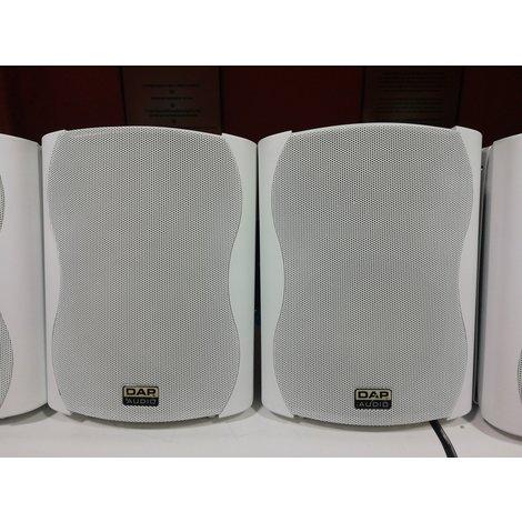 Dap audio PR-32T 100V wandluidspreker wit / per 2 stuks