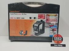 Laserliner SuperPlane-Laser 3D Plus 360 lijnlaser