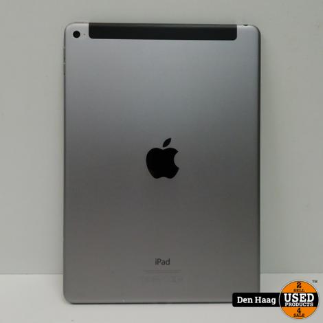 Apple iPad Air 2 Wi-Fi + Cellular 128GB Grijs